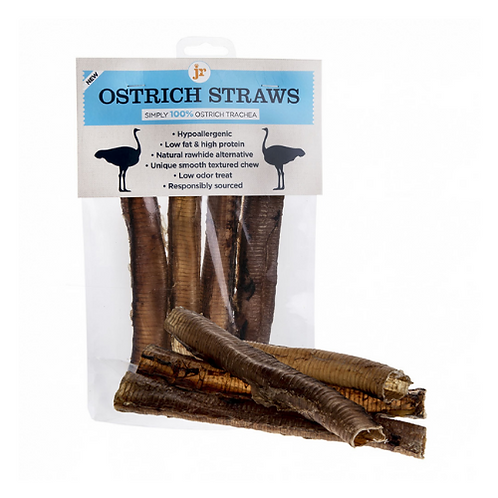Ostrich Straws - Pack of 4