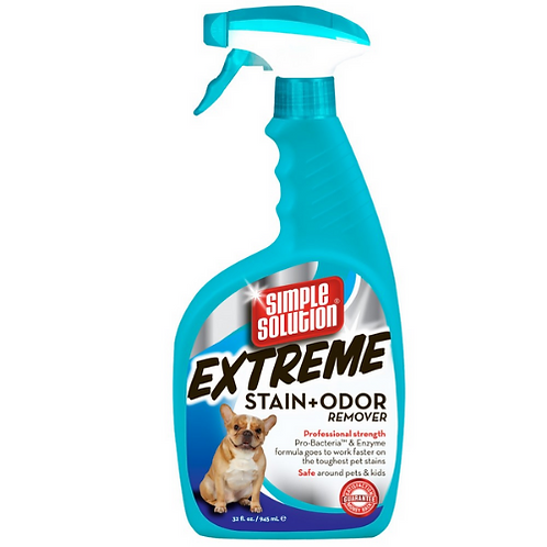 Simple Solution Extreme Stain and Odour Remover - 975ml
