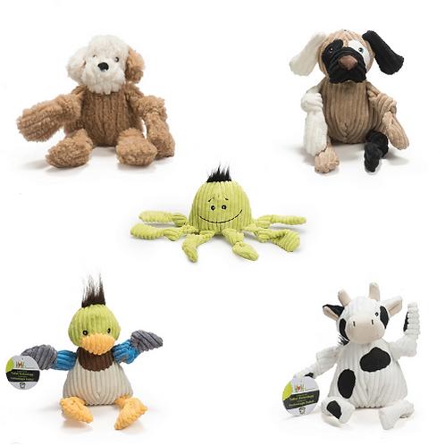 Hugglehounds Tough Knottie Toys - Large