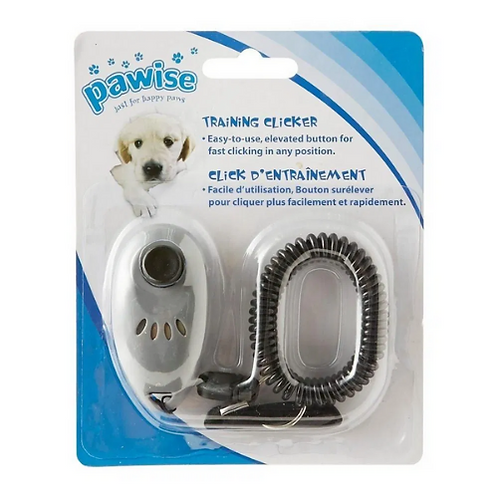 Pawise Button Clicker With Wrist Coil