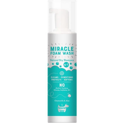 Hownd - Miracle Natural Dry Foam Wash - 250ml