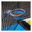 Thumbnail: Dexas Popware - Collapsible Kennel Bowl - Small - Blue