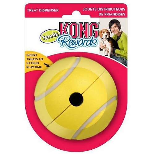 Kong Rewards - Tennis Activity Feeder
