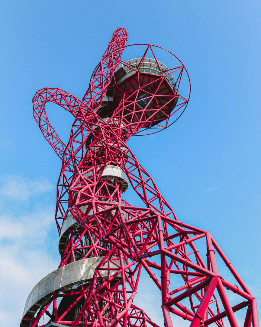 Arcelormittal Orbit in the London Olympic Village