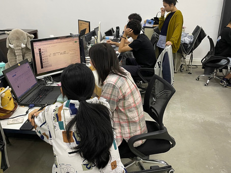 #BehindTheScenes - Training New Staff at Xianchao