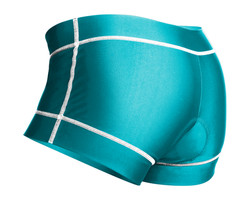 Teal Bloomers