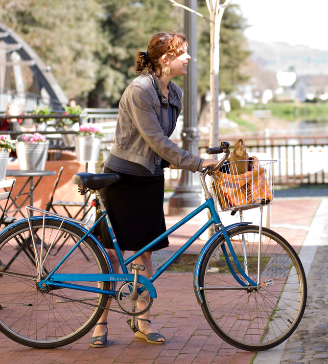 Fitting in Fitness: The Bike-Integrated Lifestyle