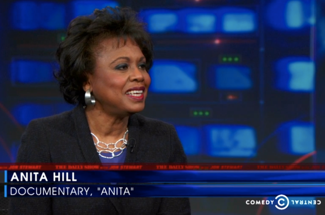 Woman of Inspiration Day 17: Anita Hill
