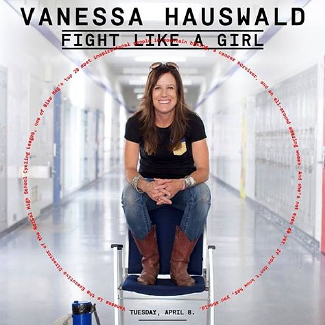 Woman of Inspiration Day 17: Vanessa Hauswald