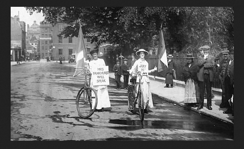 Woman of Inspiration Day 4: Alice Paul