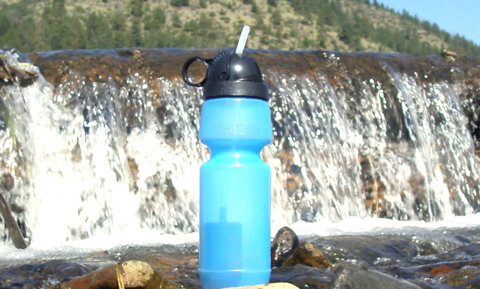 Sport Berkey Bottle (trail-side)
