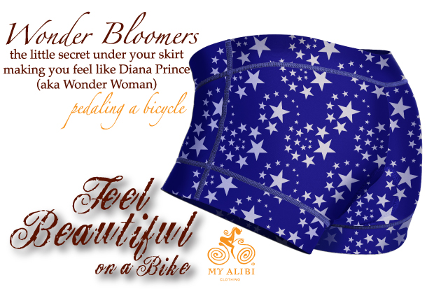 wonder Bloomers
