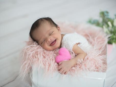 Porque agendar o ensaio Newborn antes do bebê nascer?