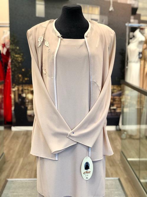 Nox U.S.A Selskapskjole med jakke