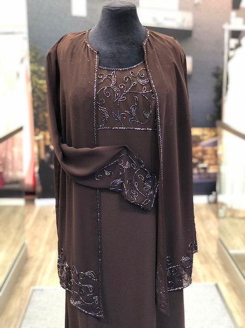 Walex Dress Selskapskjoler med jakke