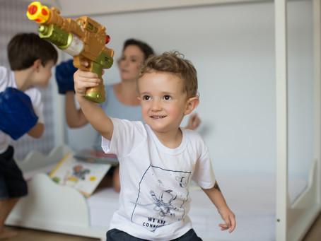 Quarto infantil: decoração especial para crianças
