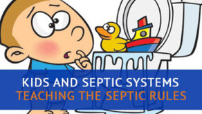 Children and Septic Tanks