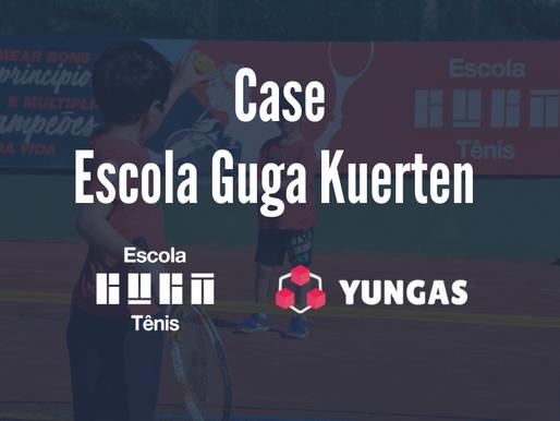 Entenda como a metodologia de Customer Success da Yungas fortaleceu a rede Guga Kuerten Franquias