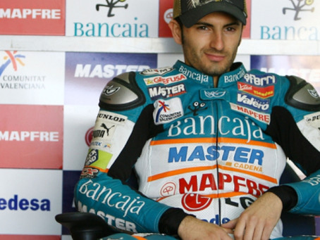 How Hector Faubel went from Moto3 World Champion to CEO of his own team