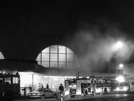 The King's Cross tragedy: The fire that changed London
