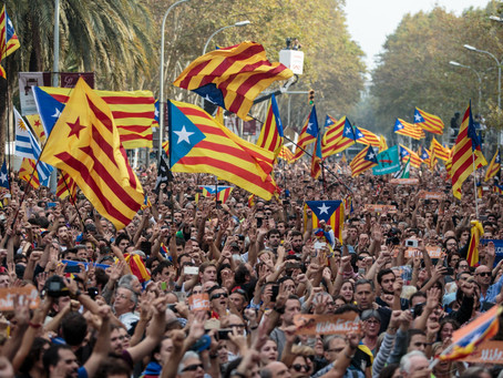 Spain's trial on Catalan independence leaders is widening its political divides