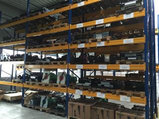 Investition in Lieferfähigkeit - Hopf verdoppelt Lagerkapazität
