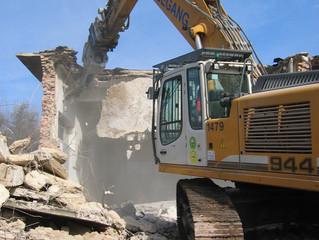 Hopf erhält Auftrag von Liesegang für Abriss von RWE-Schalthaus