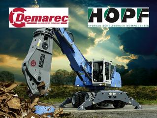Kleines Jubiläum - 10 Jahre erfolgreiche Partnerschaft mit Demarec