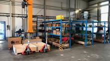 Hopf GmbH erweitert Lagerkapazitäten