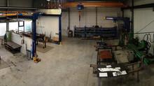 Hopf GmbH erweitert um eigenen Schweißbetrieb