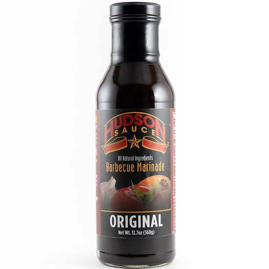 Bottle of Original Sauce