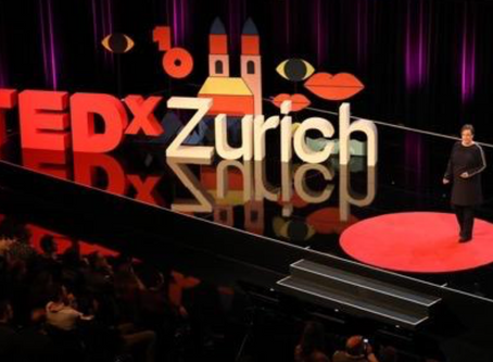 Bringing EmployAgility to Tedx Zurich