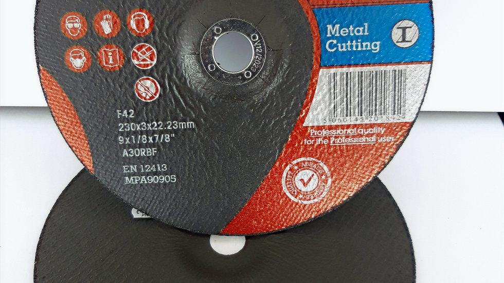 """9"""" Cutting Disc"""