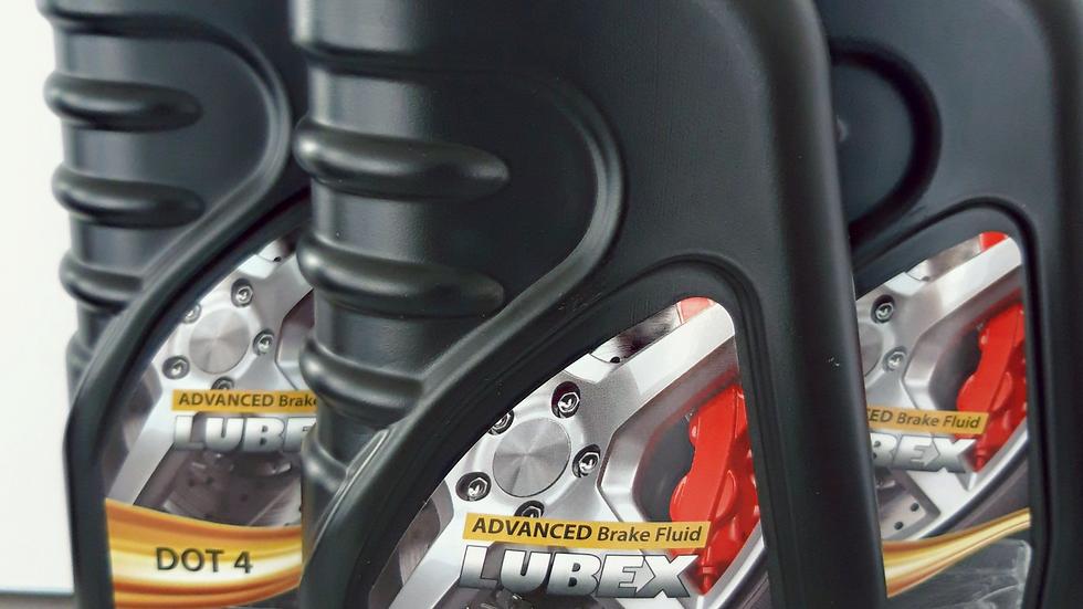 Break & Clutch Fluid Synthetic DOT 4 1ltr