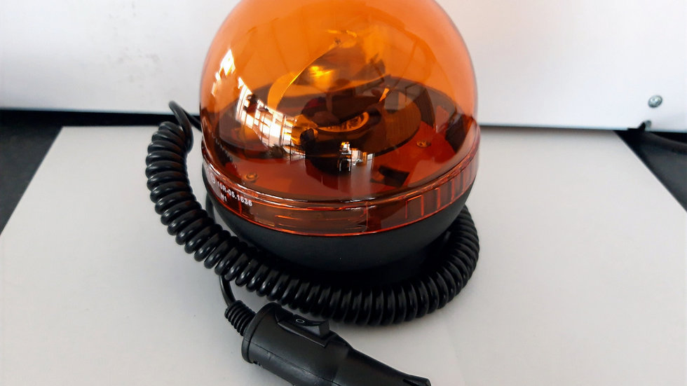 Halogen Beacon with magnetic base