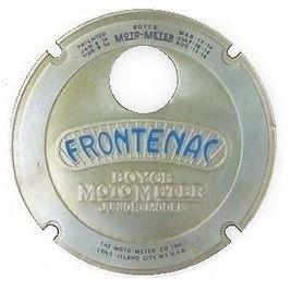 Frontenac Moto Meter