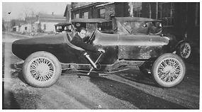 Scheel Frontenac Race Car