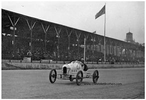 Louis Chevrolet - 1915 Indy 500
