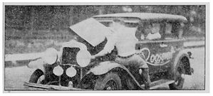 1929 Marmon Durability Test