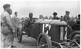Louis Chevrolet - 1914 Delage