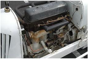 OHV Fronty Chevrolet