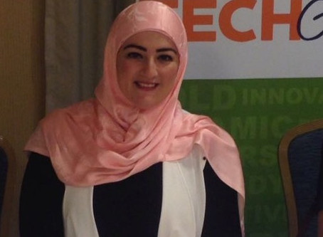 From the Only Female in Class to a Leader in Tech