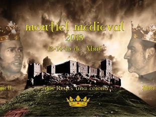 Montiel Medieval 2018-Fiesta De Interés Turístico Regional