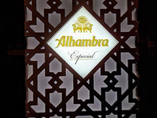 Nuevo Grifo De Cerveza Alhambra Especial