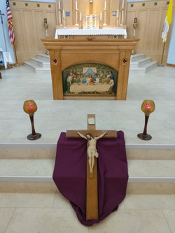 Good Friday at St. Agnes