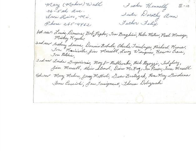 St AgnesSchool Grade 8 1955-56 Names.jpg
