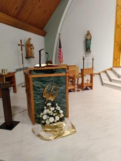 Holy Thursday St. Cecilia 3