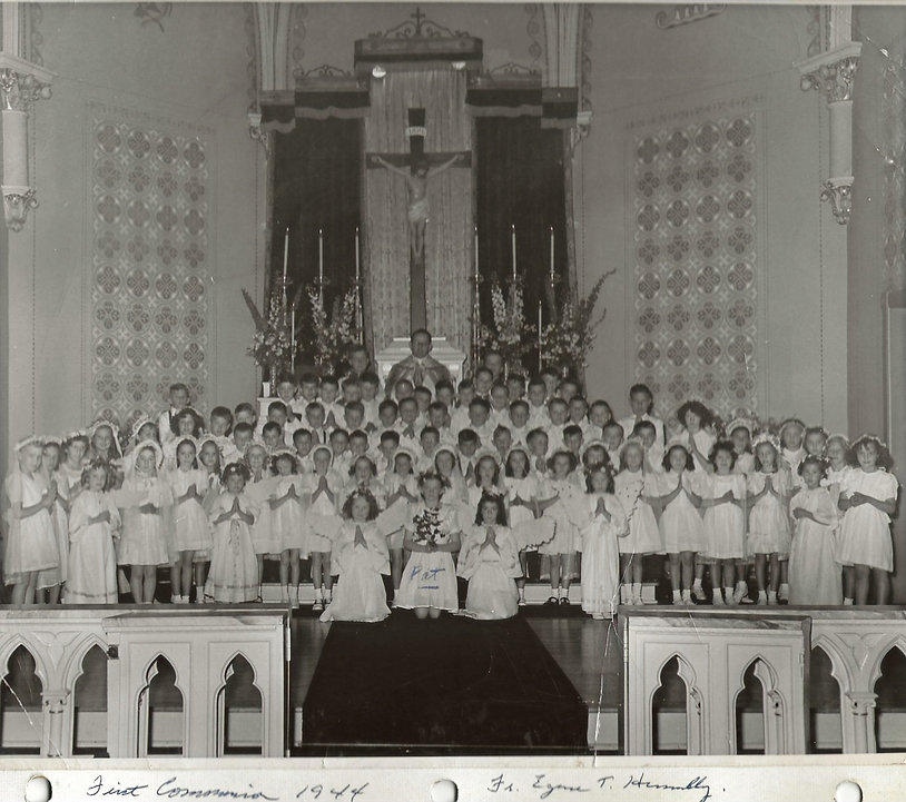 First Communion 1944.jpg