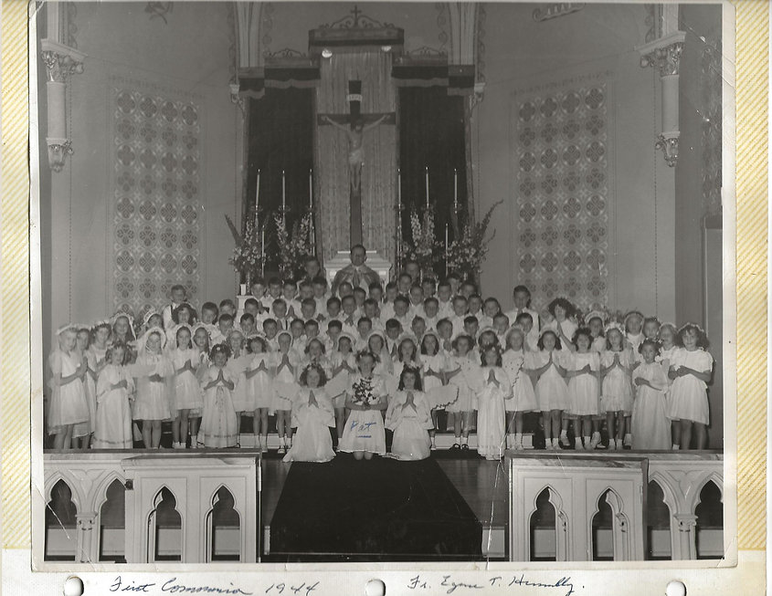 First Communion1944.jpg