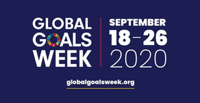 Bold Goals for Global Goals Week